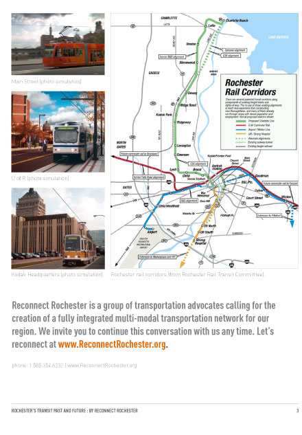 The future holds many possibilities for Rochester but we're far behind the curve.