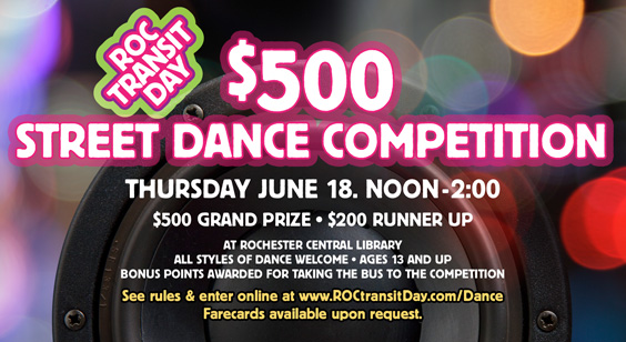 $500 Street Dance Competition